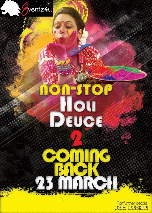NoN StoP HoLi Deuce ( 2 )
