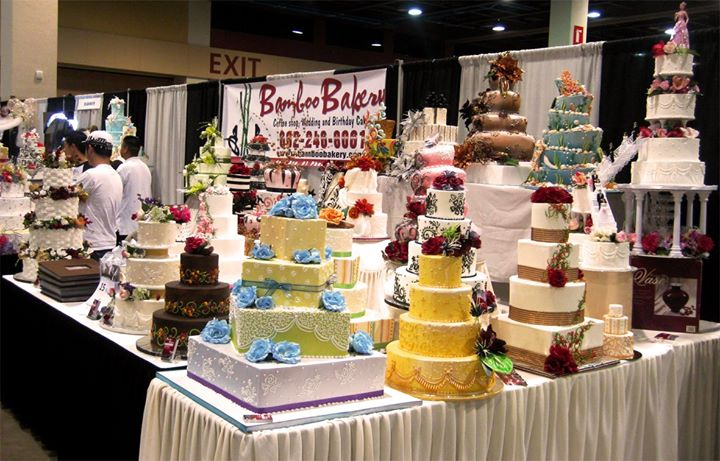 Bamboo Bakery 1st Wedding EXPO 2018 Phoenix