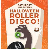 MRD Halloween Roller Disco