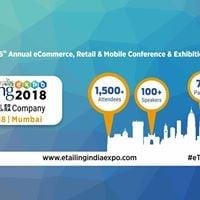 Etailing India Mumbai 2018