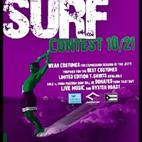 Expression Session Halloween Surf Contest Benefit Fundraiser for United Puerto Rico