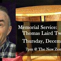 Memorial Service for Thomas Laird Twyford II