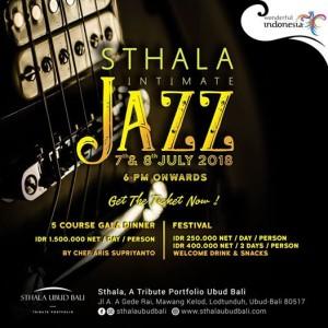 Sthala Intimate Jazz