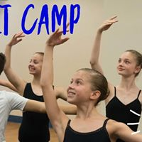 Ballet Camp with Miss Elizabeth