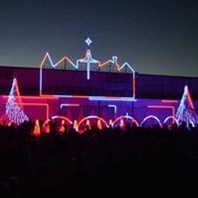 LMC Christmas Lights Melbourne - Oxley Stadium