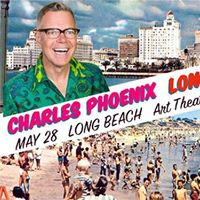 Pinup Girl Goes to Charles Phoenix Long Beachland