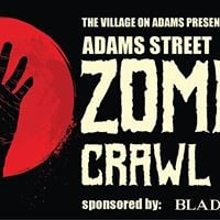 Adams Street Zombie Crawl 2017