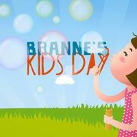 Brannes Kidsday  Das sportliche Kinder- und Familienfest
