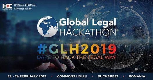 Global Legal Hackathon Romania 2nd edition - 2019