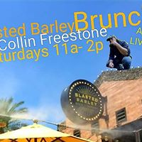 Blast of a Brunch at Blasted Barley With Collin Freestone