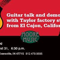 Taylor Guitar Roadshow
