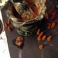 A Gathering Incense Making