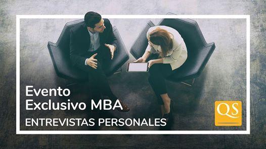 QS Connect MBA - Ciudad de Mxico