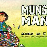 Munsch Mania Family Literacy Day 2018
