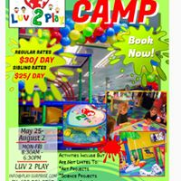 Summer Camp at Luv 2 Play Surprise AZ