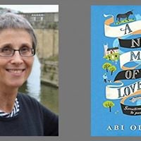 An Evening with Abi at Camberley Library