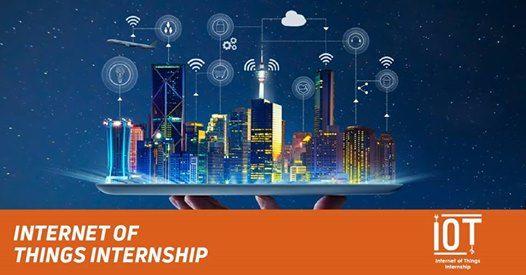 Internet of Things Internship