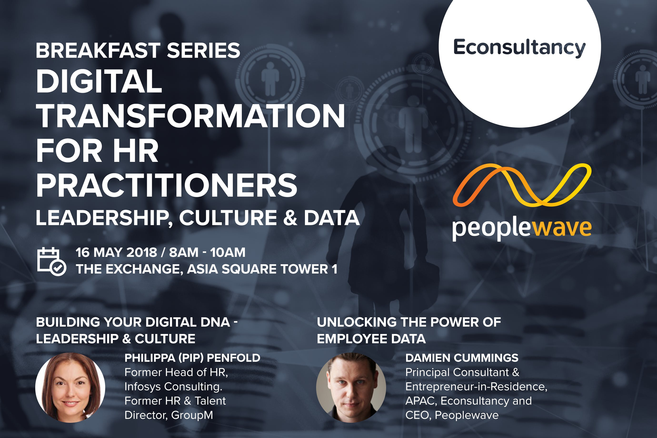 Digital Transformation for HR Practitioners - Leadership Culture & Data
