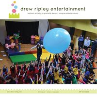 Balloon Making Machine show with Drew Ripley