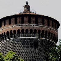 Le Merlate del Castello Sforzesco