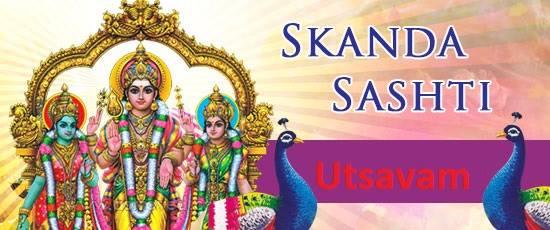 Skanda Shashthi Utsavam