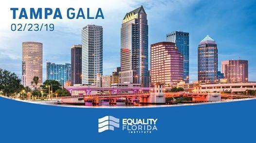 2019 Equality Florida Tampa Gala