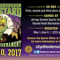 Graveyard 2-Pitch Tournament