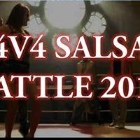 4V4 Salsa Battle 2018