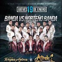 Banda Reyna AztecaBam Bam Houston