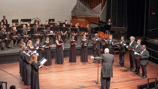 AU Choir Concert