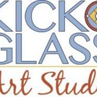 Happy Hour Networking at KickGlass Art Studio