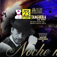 Stage Tango Milonga Show Laura&ampAngel TDj Venturini Tanguera