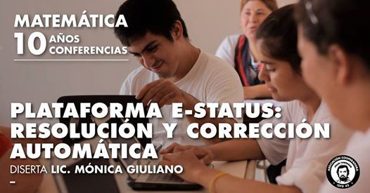 E-Status Resolucin y Correccin Automtica en Matemtica