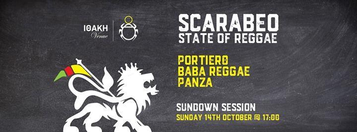 Scarabeo State of Reggae - Sundown Session