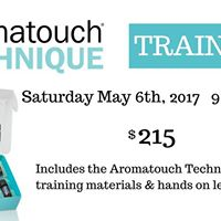 Aromatouch Technique Training