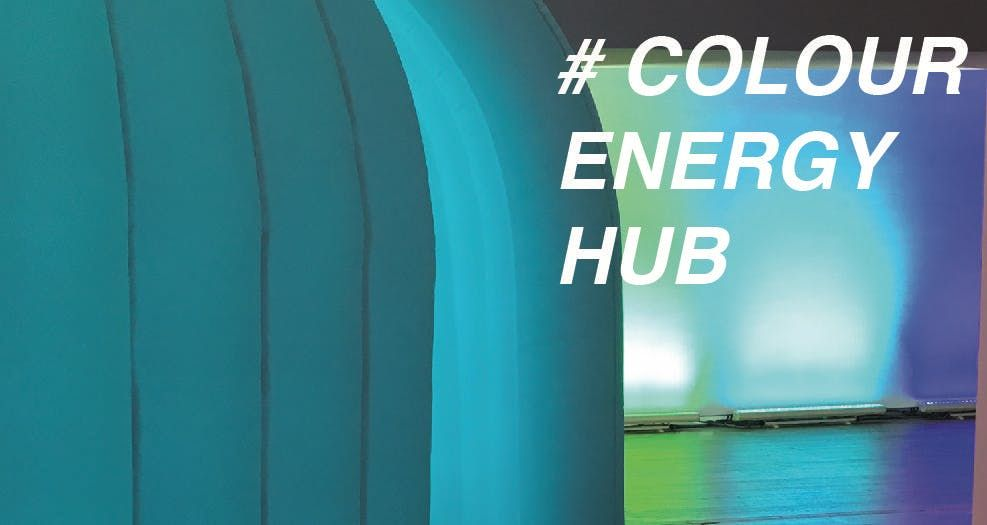 Colour Energy Hub - Immerse yourself into colors