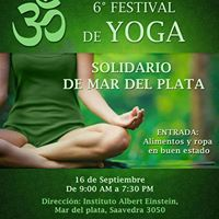 Tantra en el 6 Festival de Yoga Solidario