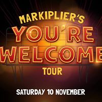 Markipliers Youre Welcome Tour - Adelaide Entertainment Centre