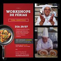 Workshop de Ferias em Campinas