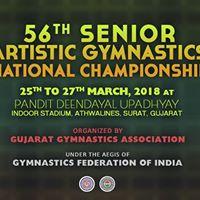 56th Senior Artistic Gymnastics National Championship