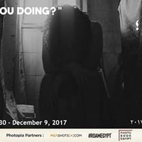 How are you doing   Exhibition by Fady ElGawly