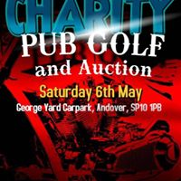 Pub Golf in aid of the Abel Foundation Charity