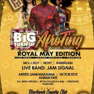 The Big Turn - Royal May Edition