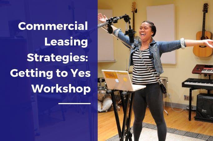 Commercial Leasing Workshop