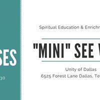 MINI Spiritual Education &amp Enrichment Week
