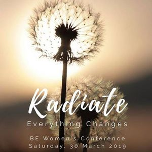 Radiate - Everything Changes (BE Womens Conference)