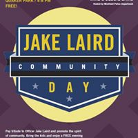 Jake Laird Community DayNational Night Out