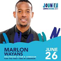 Hollywood star actor &amp comedian Marlon Wayans