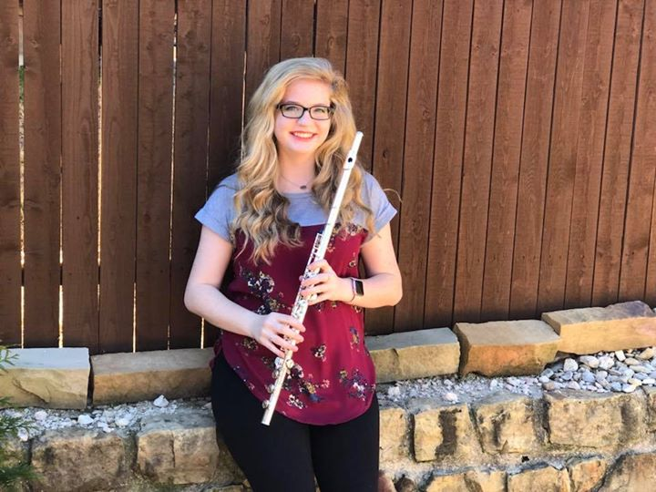 Caitlins Senior Flute Recital