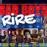 Les Bad Boys du Rire Vol. 1